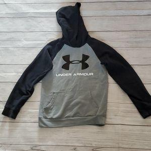 Boys Under Armour Sweatshirt, size Medium